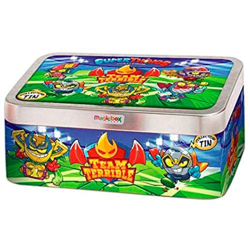 Superthings Kazoom Kids Serie 8 Lata Team Terrible