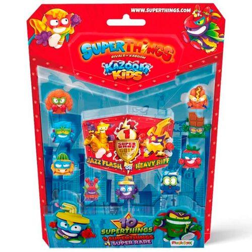 Superthings Kazoom Kids Serie8 Blíster 10 Sorpresa