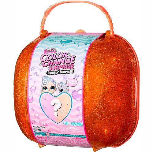 LOL Surprise Color Change Bubbly Naranja