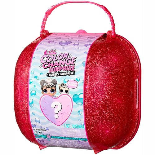LOL Surprise Color Change Bubbly Rosa
