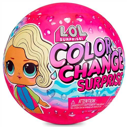 LOL Surprise Color Change Bola Sorpresa