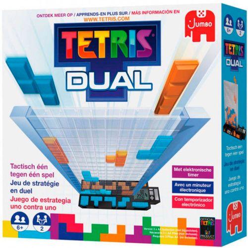 Tetris Juego Dual