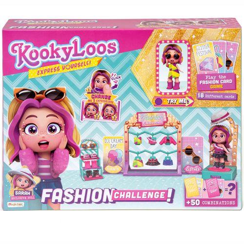 Kookyloos Playset Fashion Challenge