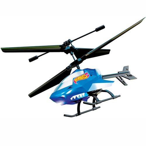 Hot Wheels Helicóptero Tiger Shark R/C