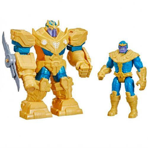 Vengadores Mech Strike Thanos