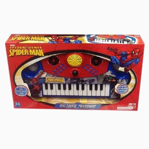 Spiderman Órgano