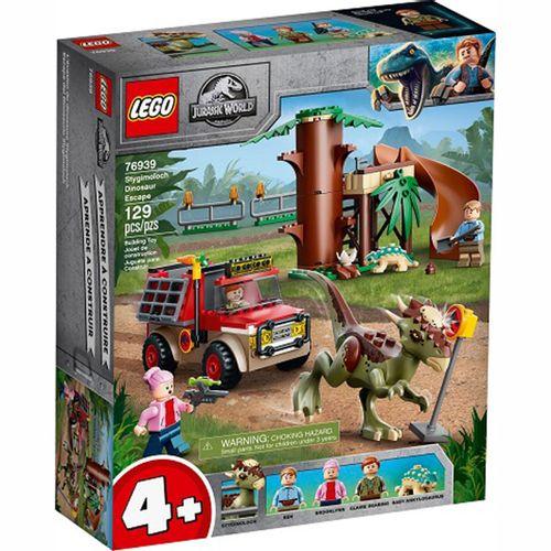 Lego Jurassic Huida del Dinosaurio Stygimoloch