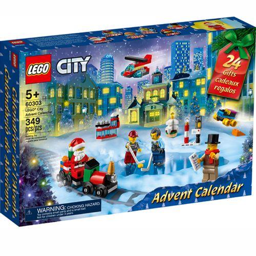 Lego City Calendario Adviento 2021