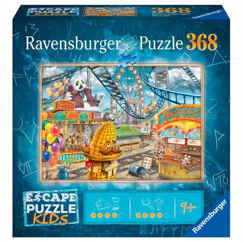 Scape Kids Puzzle Parque Atracciones