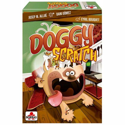 Doggy Scratch Juego de Cartas
