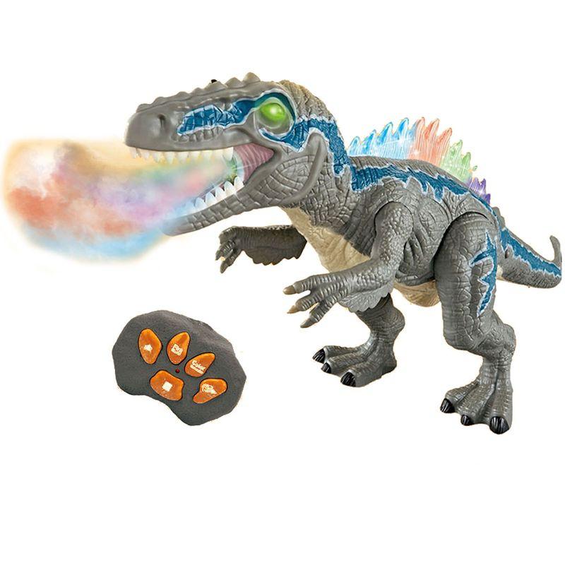 Dinosaurio-Velociraptor-R-C-con-Efecto-Humo