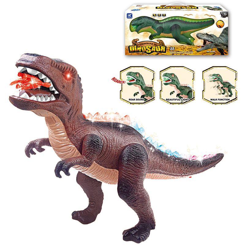 Tyrannosaurus-Rex-Movimiento-Surtido