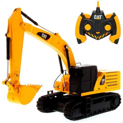 Excavadora Caterpillar 1:35 R/C