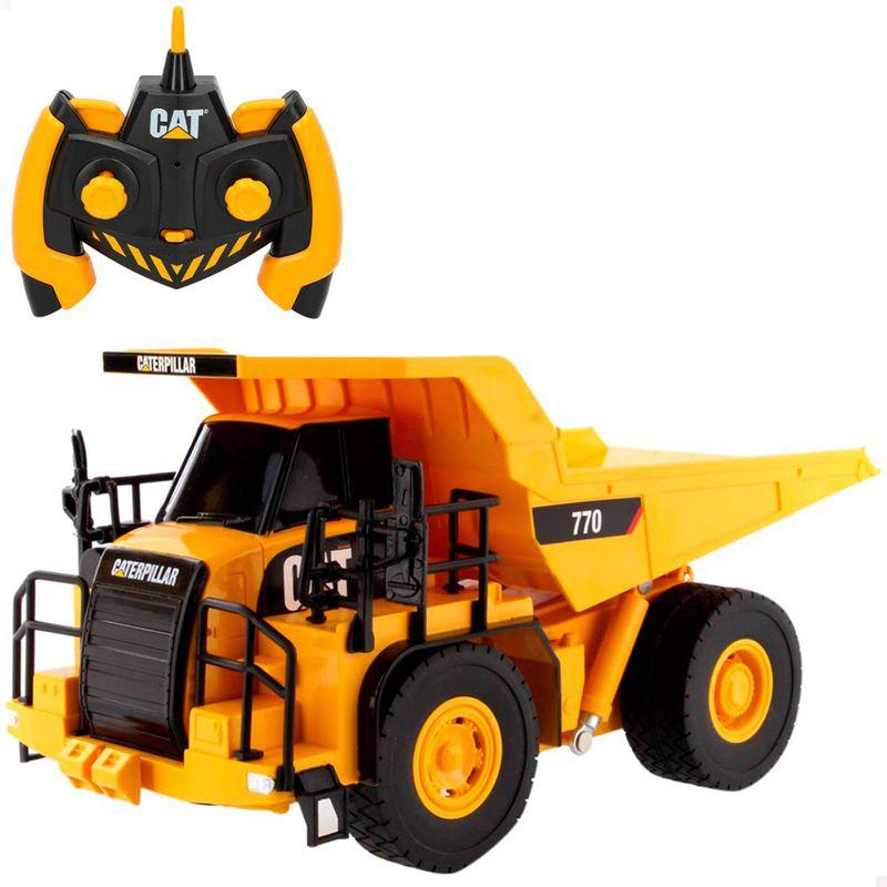 Camion-Volquete-Caterpillar-R-C