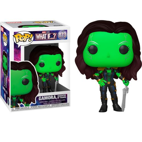Funko POP Marvel What If Gamora