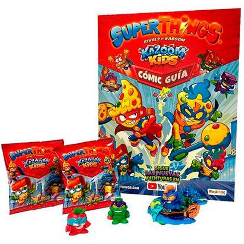 Superthings Kazoom Kids Starter Pack Serie 8