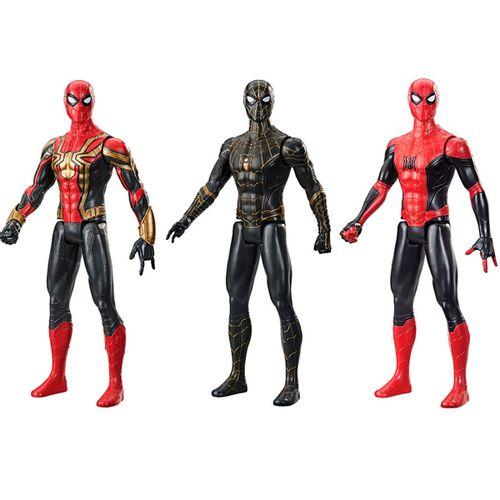 Spiderman No Way Home Figura Titan Hero STD