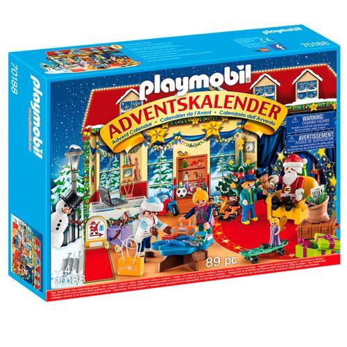 Playmobil Calendario Adviento Navidad Juguetería