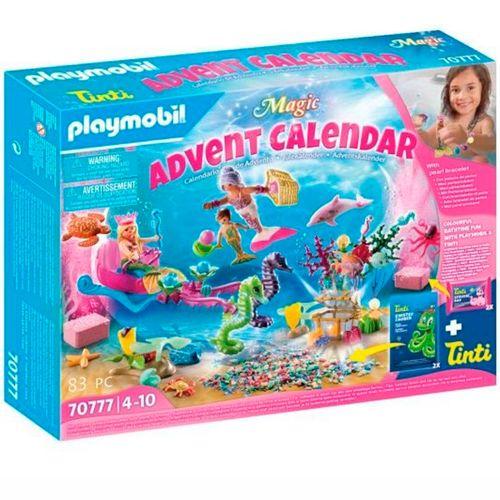 Playmobil Magic Calendario Adviento