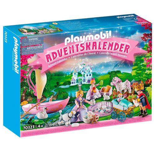 Playmobil Princess Calendario Adviento
