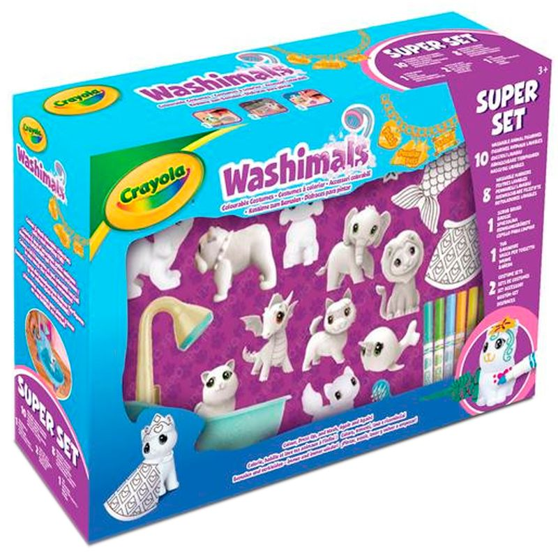 Washimals-Super-Pack