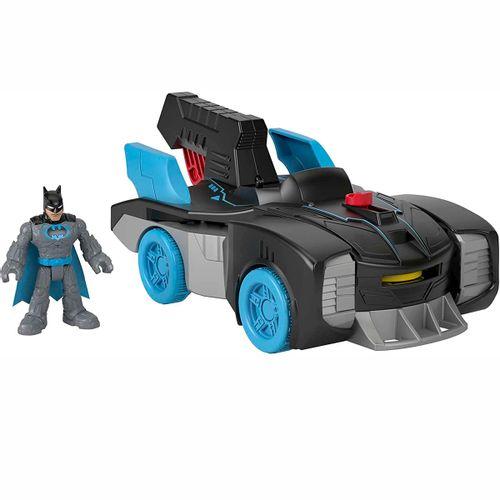 Imaginext DC Batmóvil Transformable