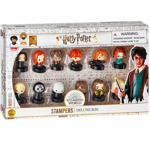 Harry Potter Conjunto de 12 Sellos Surtidos