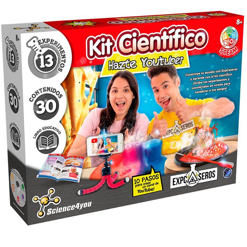 Kit-Cientifico-Expcaseros---Hazte-Youtuber