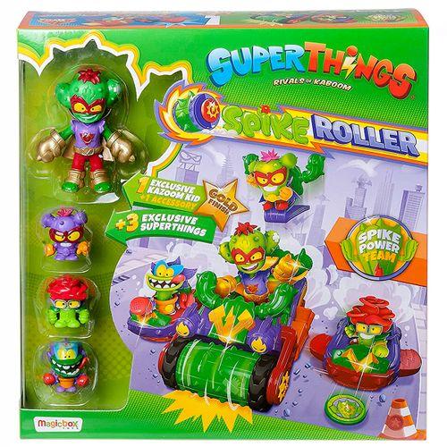 Superthings Kazoom Kids Serie 8 Spike Roller