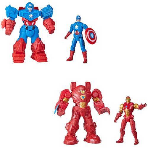 Vengadores Mech-Strike Figura Surtida