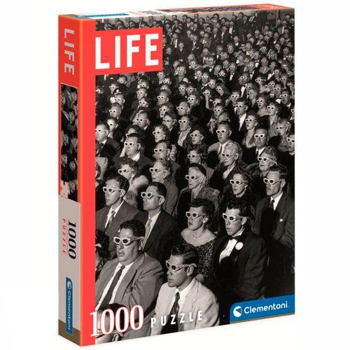Puzzle 1000 Piezas Life in 3D