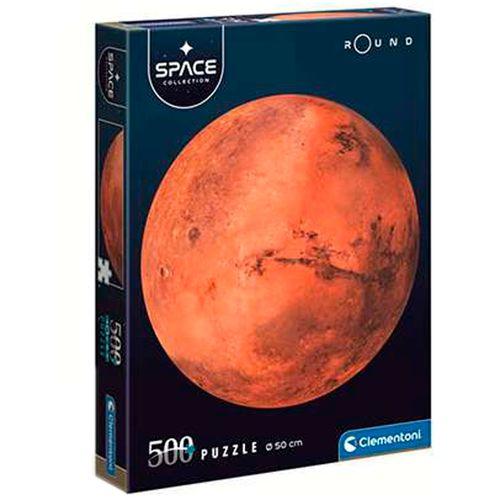 Puzzle Marte 500 Piezas