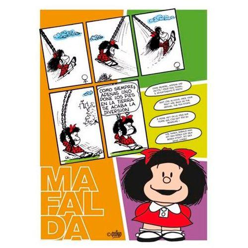 Mafalda Puzzle 500 Piezas