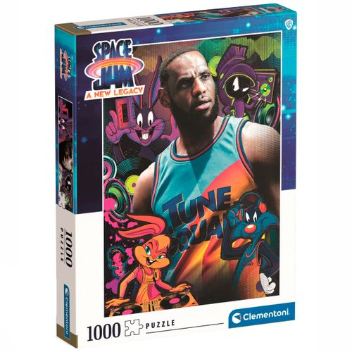Space Jam 2 Puzzle 1000 Piezas