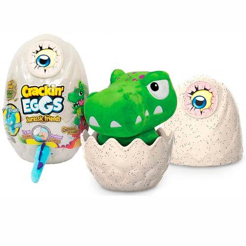 Crackings Egg Peluche Dinosaurio Sorpresa