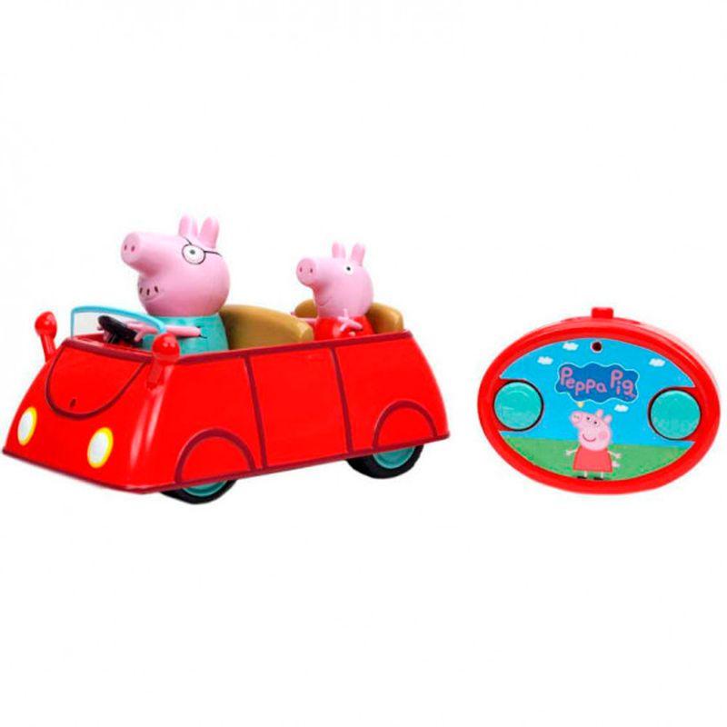 Peppa-Pig-Coche-R-C-Infantil