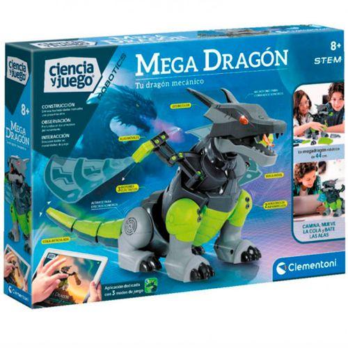 Ciencia y Juego Robotics Mega Dragón