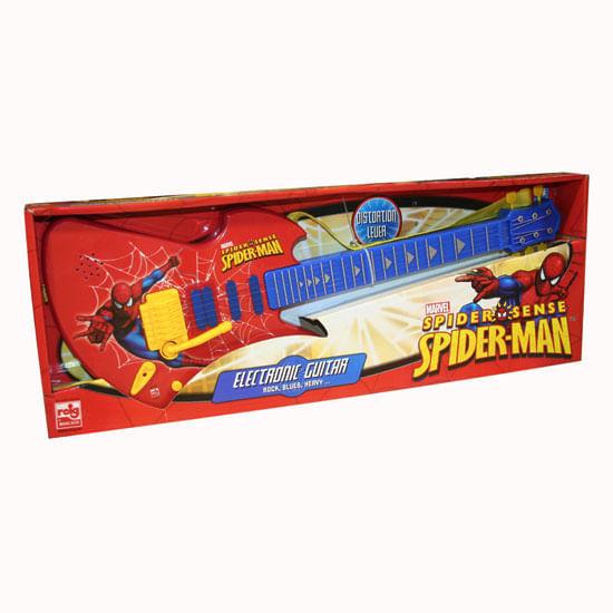 Spiderman-Guitarra