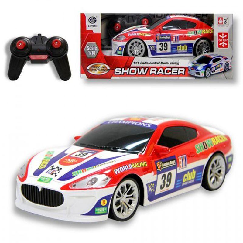 Coche-R-C-Show-Racer-Racing-Escala-1-16