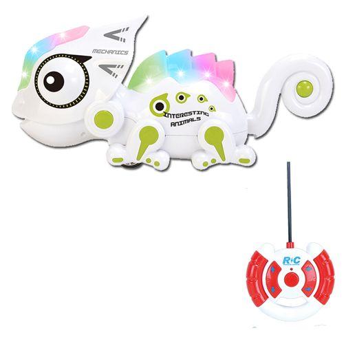 Robot Camaleón Sensor Color