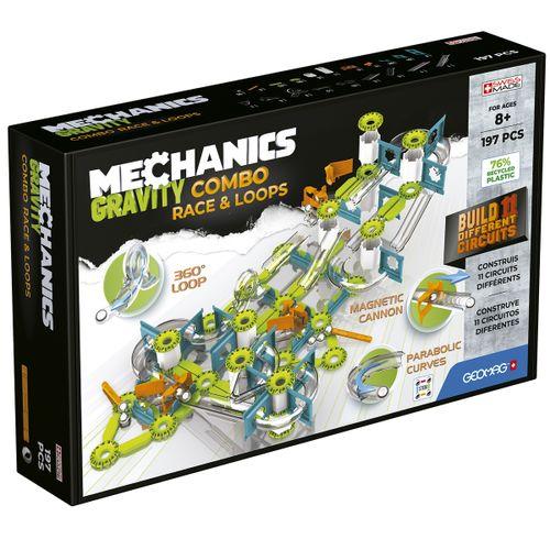 Geomag Mechanics Gravity Combo Race & Loops