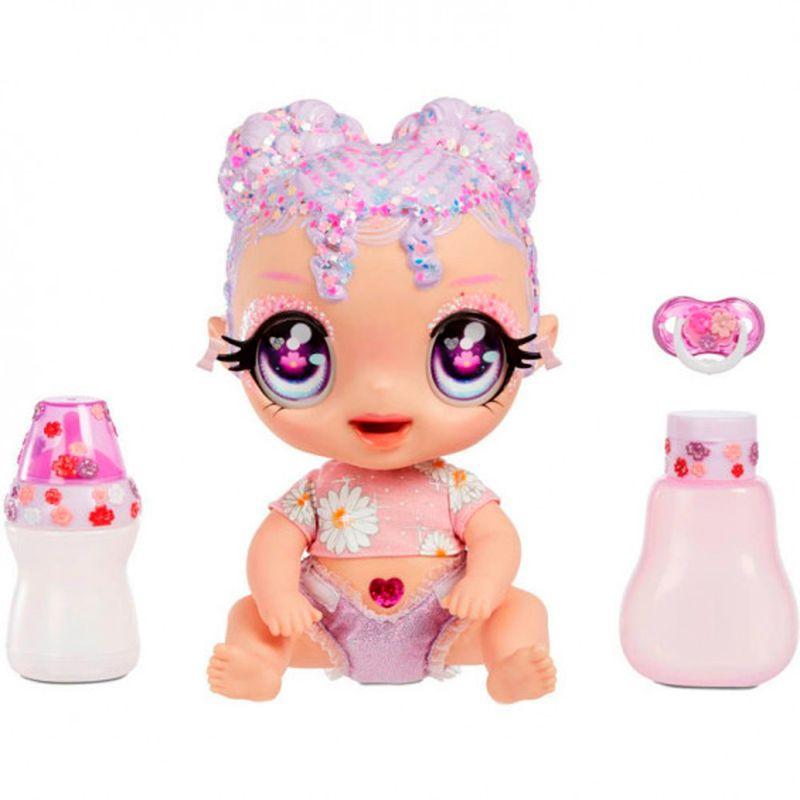 Glitter-Babyz-Muñeca-Bebe-Lavander