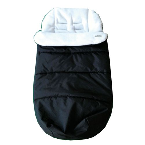 Saco polar silla universal Negro