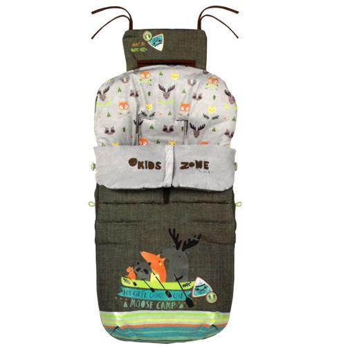 Saco de Silla Nest Plus Canoe Fox