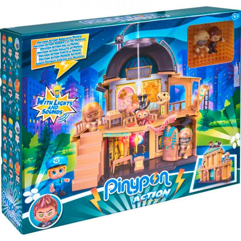 Pinypon-Action-Playset-Robo-en-el-Museo