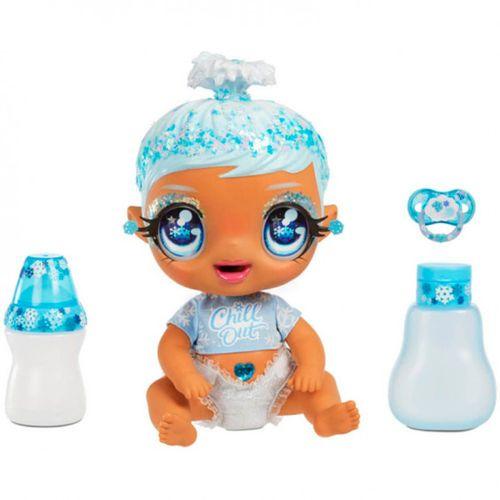 Glitter Babyz Muñeca Bebé Copo de Nieve