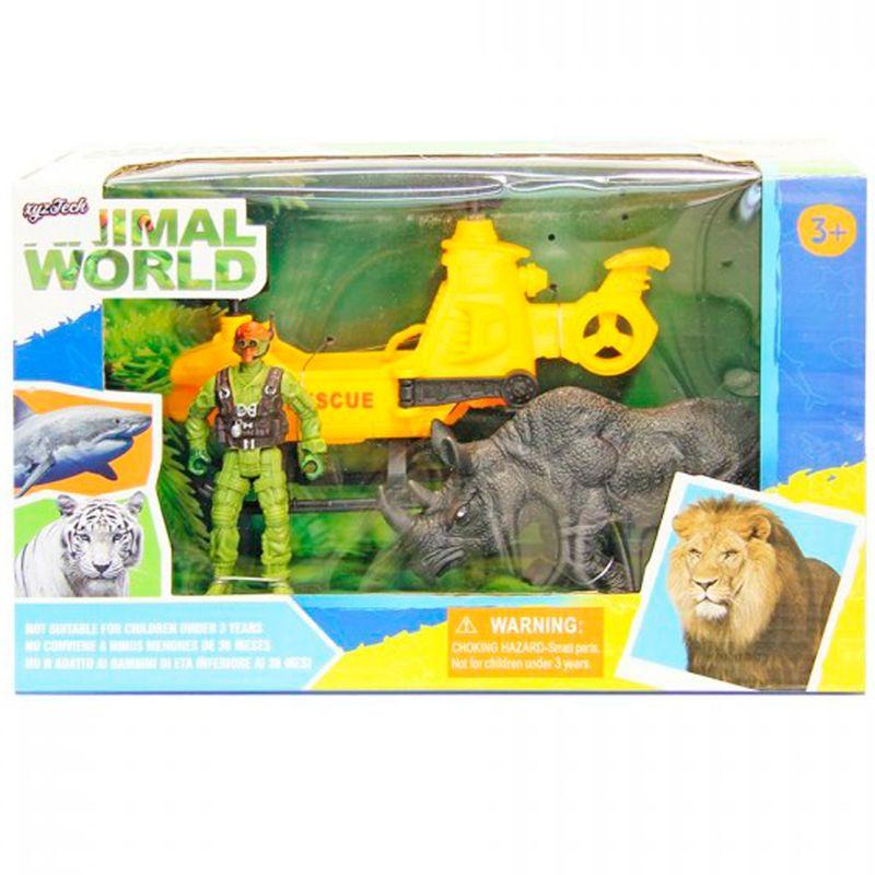 Mundo-Animal-Rinoceronte