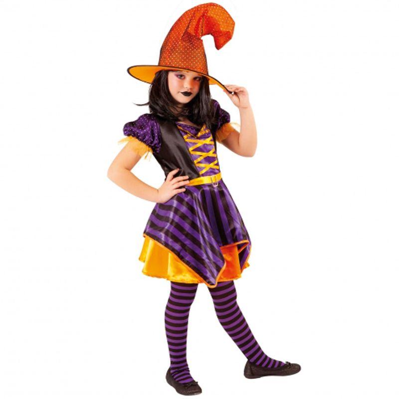 Disfraz-Cuqui-Witch-Naranja-Infantil