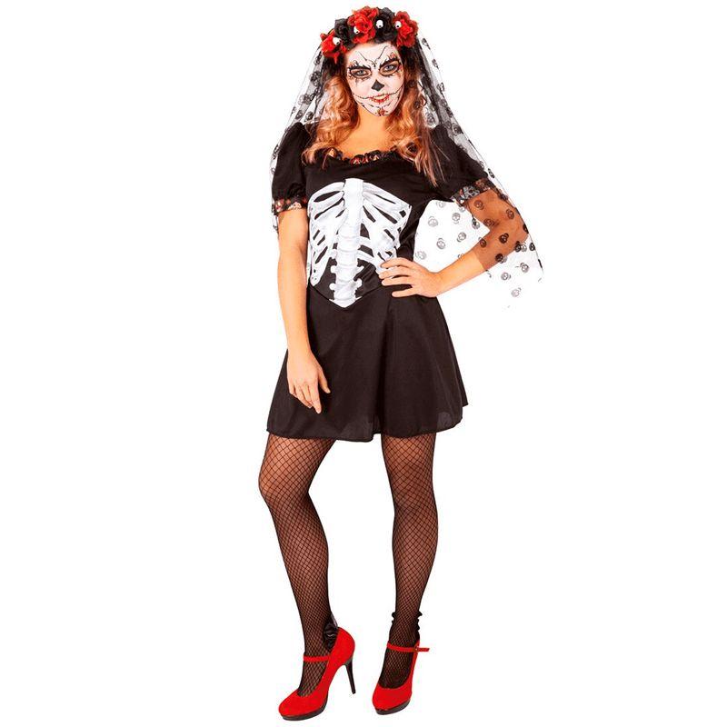 Disfraz-Frida-Catrina-Adulto