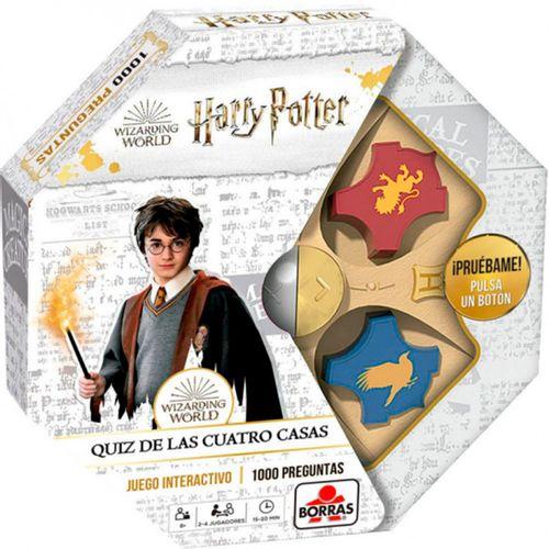 Harry Potter Quiz de las Cuatro Casas